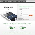 Cricket to Offer Iphone for Its Prepaid Network