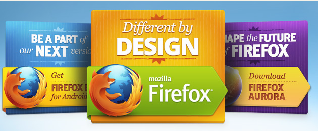 firefox 13 new web browser