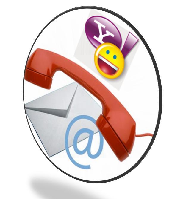 manage yahoo address book