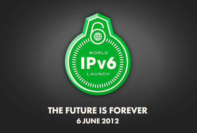 ipv6 launch and new ip addresses