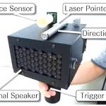 Speech-Jamming Gun Developed By Japanese