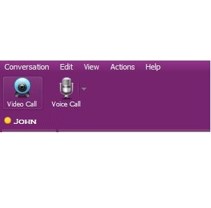 Yahoo Video Call