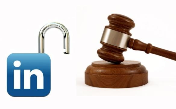 linked in security breach and lawsuit