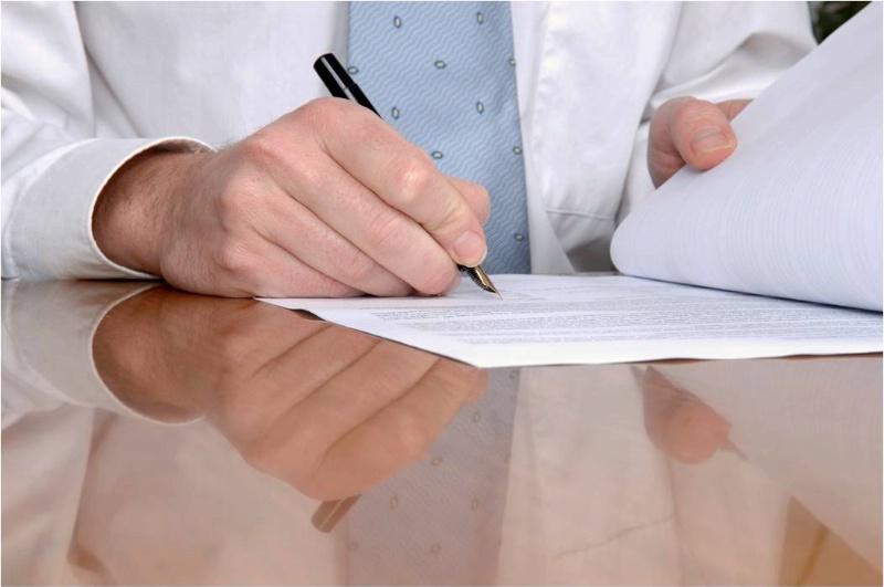 medical acceptance letter
