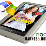 Microsoft Will Launch Tablet with Barnes & Noble