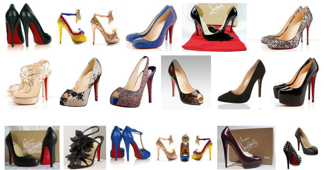 million dollar shoes