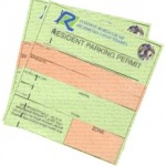 How To Change Parking Permit Contact Details In London