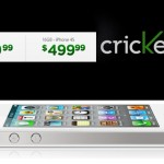 prepaid iphone on cricket