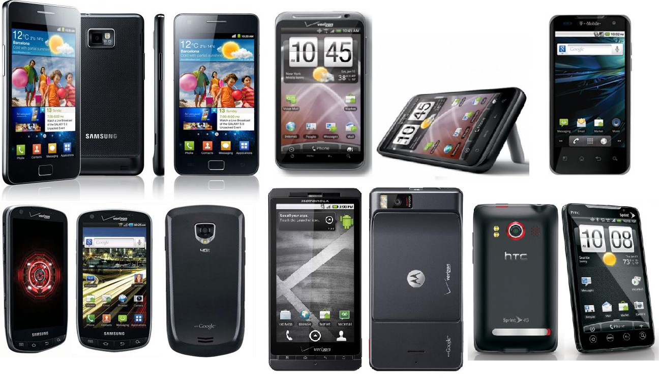 top 10 keyboard free smartphones