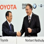 BMW and Toyota Join Hands to Develop Futuristic Sports Car