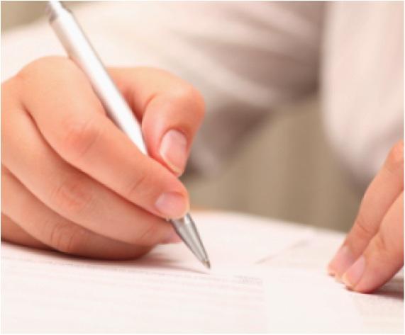 write risk acceptance letter
