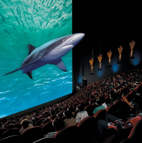 4D Technology Will Soon Hit 200 US Cinemas