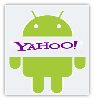 Android Yahoo Mail Settings