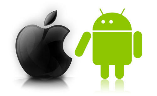 Apple-vs-Android-logo