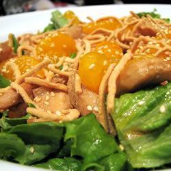 Asian-Inspired Chicken Salad