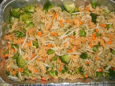 Asian Style Pasta 120