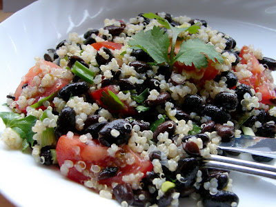 Black Bean and Brown Rice Salad Recipe