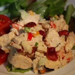 Boxing Day Turkey Salad Recipe