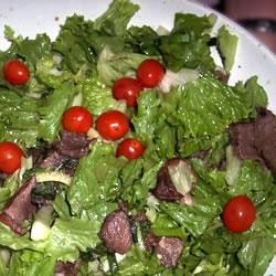 Chargrilled Beef Salad with Thai Dressing Recipe