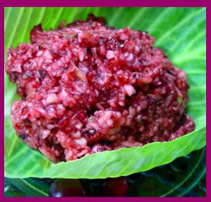 Cranberry Coleslaw Recipe