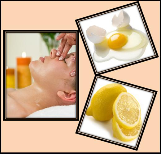 Egg White Facial