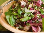 Fennel, Watercress and Cranberry Salad Recipe