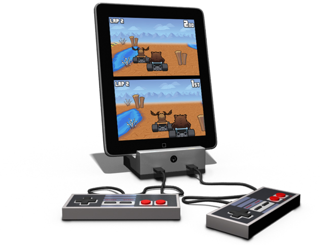 Gamedock Turns Your Iphone into a Games Console
