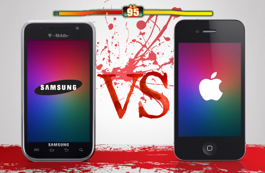 Global Sales Of iPhone Fall As Samsung Surges Ahead