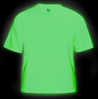 How to make Glowing Shirt