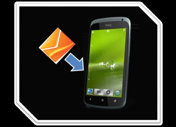 HTC Hotmail Email Settings