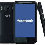 Facebook, HTC building Android smartphone