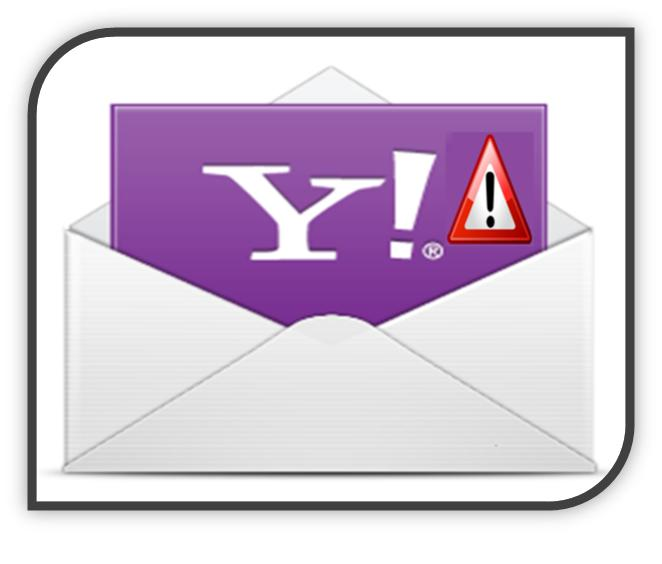 Report Problems with Yahoo Email