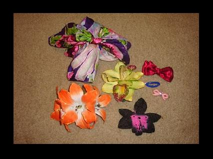 How to make a Hair Flower Clip