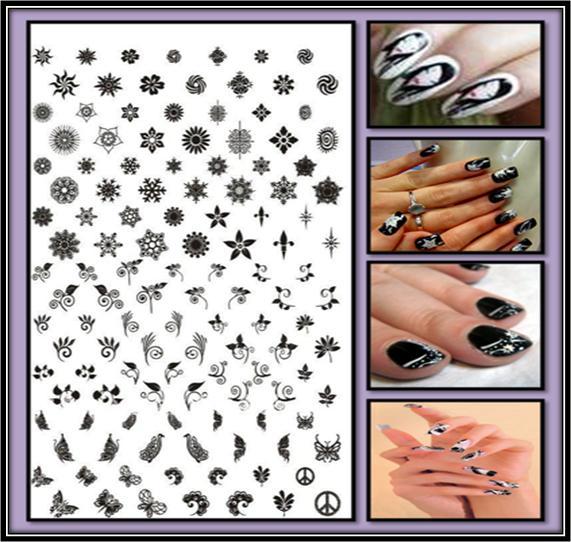 Make Nail Stencils
