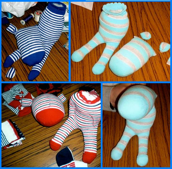 Make Sock Toy