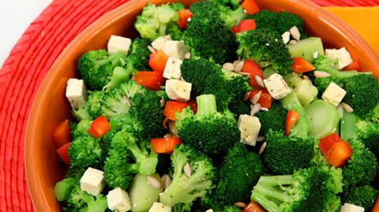 Mardi's Broccoli Salad Recipe