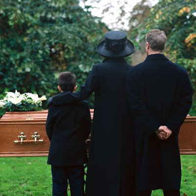 The History of Wearing Black for Mourning