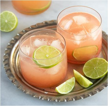 how to make a paloma cocktail at home