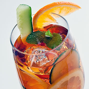 ... Tales What Will Catch My Eye?: Tasty Vittles - Southern Pimm's Cup