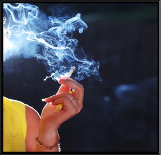 Remove Cigarette Smoke