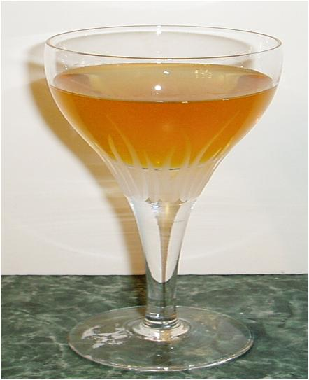 How to Make a Royal Widow Cocktail