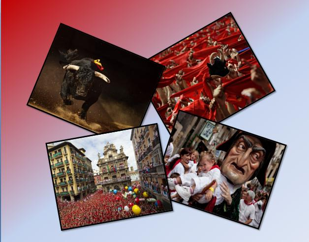 San Fermin Festival Pamplona Spain