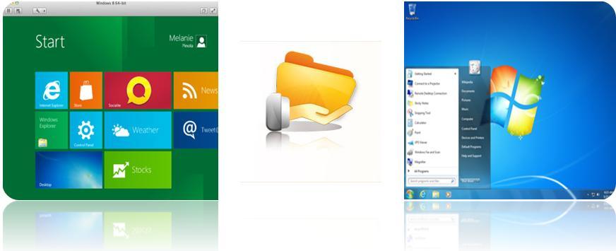 Share Files Between A Windows 8 Virtual Machine And Windows 7 Host Machine In Vmware Workstation