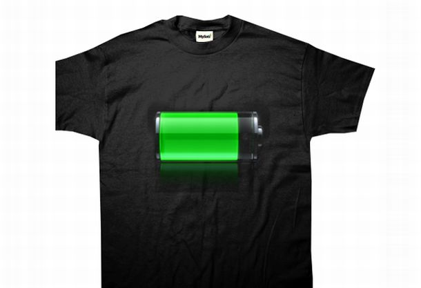 T-shirt-fabric-to-store-energy