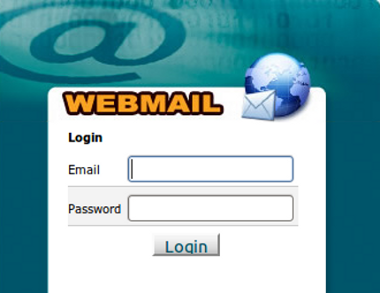 Webmail in cPanel