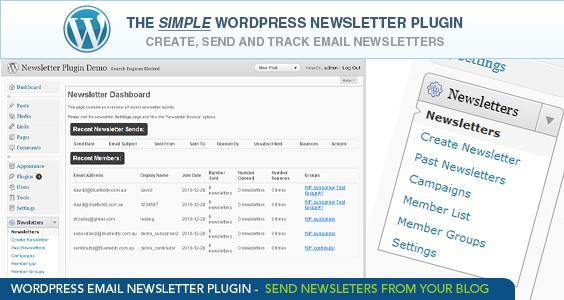 WordPress-Newsletter-Plugins