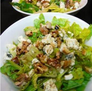 Balsamic Stilton Salad Recipe