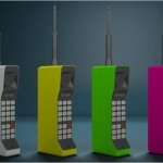 1980's Brick Phone Looks Ridiculous