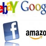 Google, EBay, Facebook, Amazon Partner to Combat Government Regulations