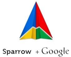 google-sparrow